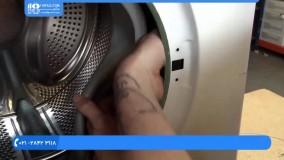 آموزش تعمیر ماشین لباسشویی - تعمیر قفل درب ماشین هاتپوینت
