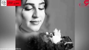 اولین عکس از گلاله شیخی / اعتراف هولناک به قتل نوعروس سقزی