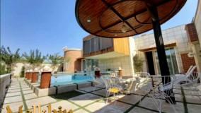 1000 متر باغ ویلای مدرن و شیک در کردامیر شهریار