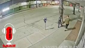 ویدئویی از حمله به شهروندان آسیایی در آمریکا