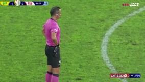 خلاصه بازی برزیل 4 - پرو 0