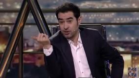 واکنش شهاب حسینی به شباهت رحیم نورزی با جانی دپ