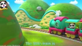 کارتون بیبی باس ؛  قطار:: آموزش زبان به کودکان