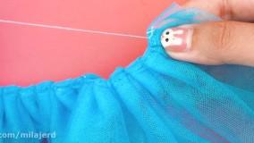 29 ایده ساده و صنایع دستی برای باربی