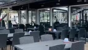 قیمت سقف کنترلی روکش pvc رستوران عربی