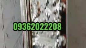 دستگاه هیدروگرافیک -دستگاه مخمل پاش-دستگاه ابکاری پاششی