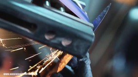 ساخت یک چاقوی PRIMITIVE (صنعتگران)