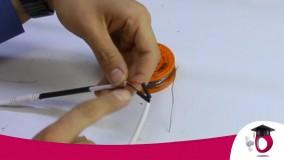 چگونه به روش اصولی دو کابل بریده شده را بهم وصل کنیم؟