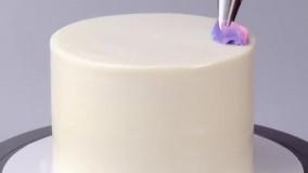 آموزش تزیین کیک و دسر : دستورهای تزیین کیک شکلاتی