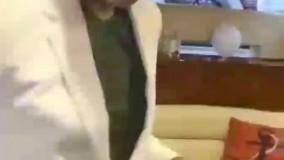 جشن تولد لاکچری «سپهر حیدری» در دبی