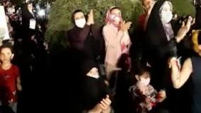 جشن شب میلاد امام رضا علیه السلام در میدان امام (ره) اصفهان