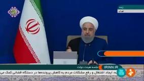 روحانی : صبح شنبه متوجه شدم رئیسی پیروز شده