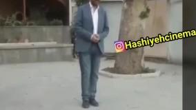 شوخی شهاب حسینی با عکاسان در یک مراسم