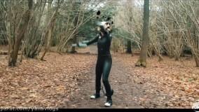 نمایش میراکلس ؛  مبارزه لیدی باگ و کت نوار