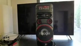 سیستم صوتی الجی ON7