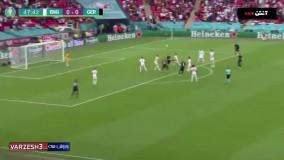 خلاصه بازی انگلیس ۲ - آلمان ۰