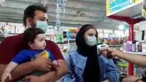 پرویز زارع زاده در جمع خبرنگاران قرار گرفت