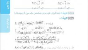 کتاب لقمه طلایی مسائل شیمی کنکور مهروماه
