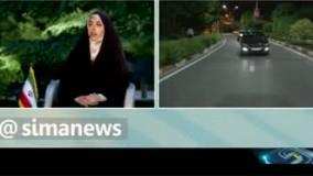 زینب زاکانی نماینده «علیرضا زاکانی» نامزد انتخابات ریاست جمهوری