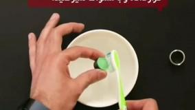 نحوه تمیز کردن پرلاتور شیرآلات-بازرگانی شریعتی
