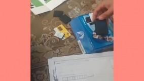 رضایت مشتری از خرید ردیاب مغناطیسی/09120132883/کوچکترین ردیاب مغناطیسی