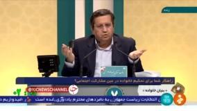 همتی : گشت ارشاد را باید ممنوع کنیم