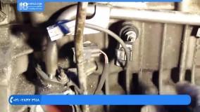 آموزش تعمیر موتور تویوتا - کلاچ بازکردن موتور