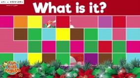 مجموعه Fun kids - آموزش اشعار جشن کریسمس