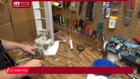 آموزش تعمیر پنکه رومیزی - تمیزکاری و سرویس پنکه توربو