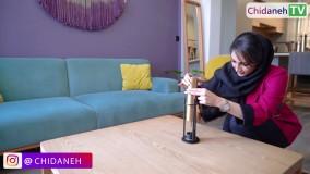 جاشمعی چوبی دست ساز، زیباترین اکسسوری در خانه!