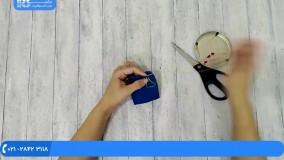 آموزش دوخت عروسک جورابی | دوخت عروسک | عروسک سازی (دوخت عروسک پسر با جوراب سوراخ شده)