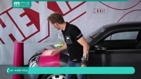 نصب کاور خودرو | آموزش روکش صندلی | اصول اولیه نصب