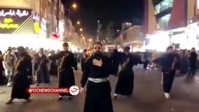 حال و هوای کاظمین در  شهادت امام جواد علیه السلام