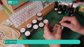 آموزش زنبورداری|نگهداری از کندوی عسل|ساخت کندو عسل(درب اصلی و درب درونی کندو)