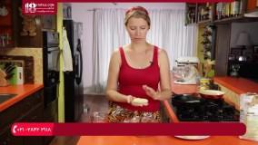 آموزش آشپزی | آشپزی آسان | پخت غذا (ساندویچ مخصوص شیلی)