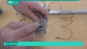 آموزش تعمیر کولر گازی /آموزش نحوه تشخیص کمپرسورهای تک فازوسه فاز