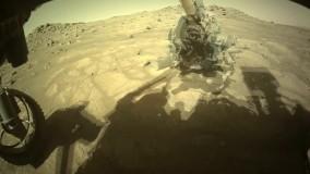 سنگ های سیاره سرخ از نگاه  مریخ نورد استقامت