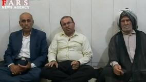 حرفهای متفاوت دومین جانباخته اعتراضات خوزستان