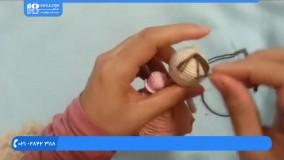 آموزش بافت عروسک|عروسک بافتنی|بافت عروسک دختر(ایده های بافت عروسک)