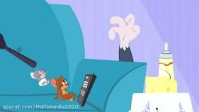 برنامه کودک تام و جری | انیمیشن تام با داستان نبرد موش و گربه