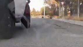 رونیز در گاراژ دودف