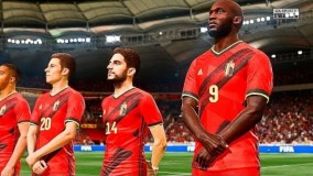 بلژیک - ایتالیا FIFA 2021 PS5 / یورو 2020