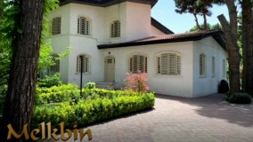 1350 متر باغ ویلای لوکس در برترین شهرک استان البرز دارای 300 متر بنا