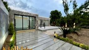 706 متر باغ ویلای لوکس در بهترین موقعیت شهریار