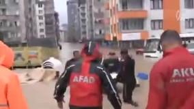 زنجیره سیلاب های جهانی به ترکیه رسید