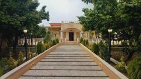 2200 متر باغ ویلای لوکس با سند شش دانگ در کهنز شهریار