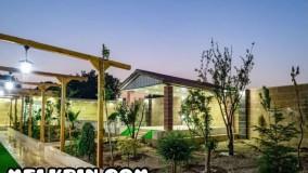 750 متر باغ ویلای شیک در رزکان شهریار