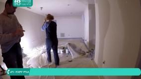 رنگ آمیزی ساختمان - نحوه استفاده و راهنمایی برای مبتدیان