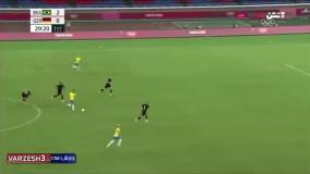 خلاصه بازی برزیل آلمان
