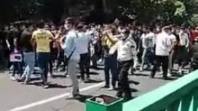 توضیح درباره برگزاری تجمع اعتراضی در تهران